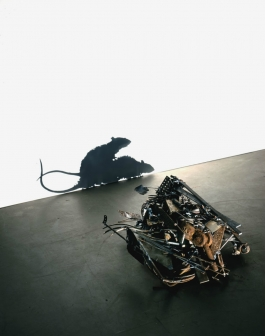 Metal Fucking Rats, 2006 (Tim Noble & Sue Webster)